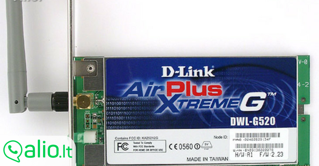 DRIVERS FOR DWL-520 WPA